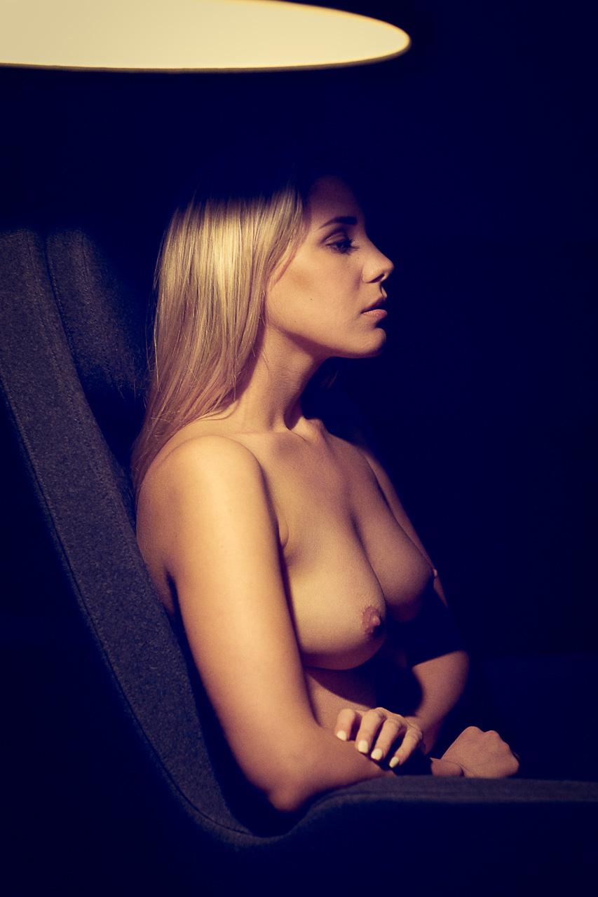 Akt Nude Fotoshooting München Fotograf Dessous