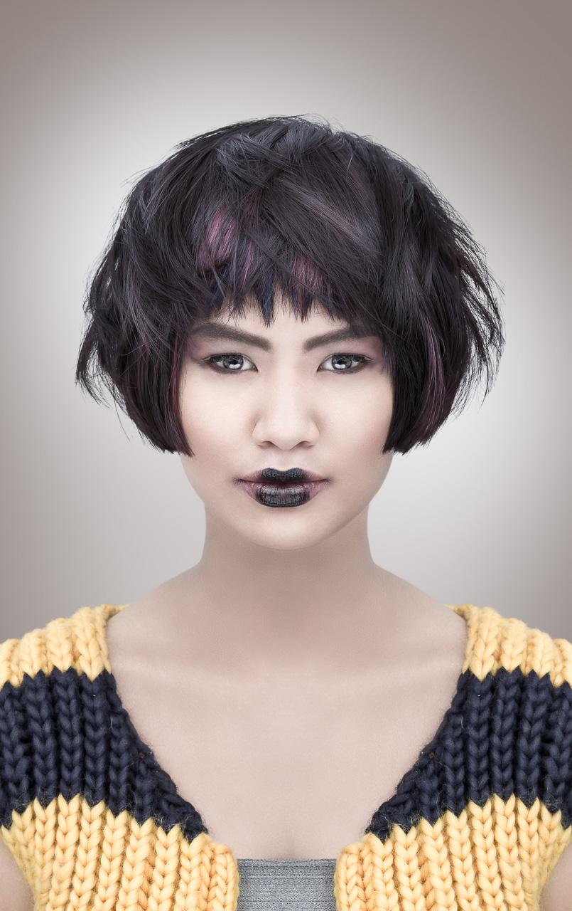 Beauty Portrait Model München