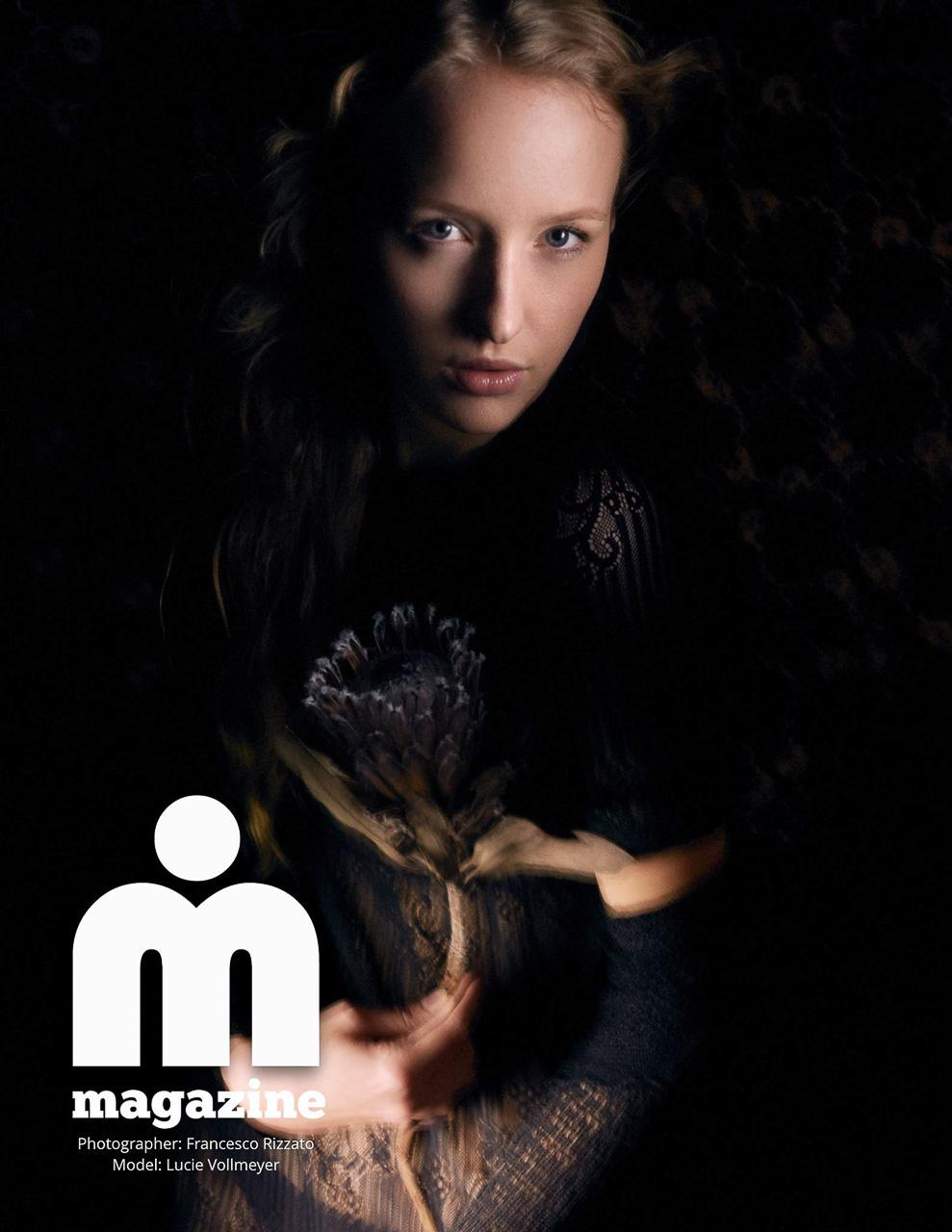 München Fashion Portrait Model Editorial