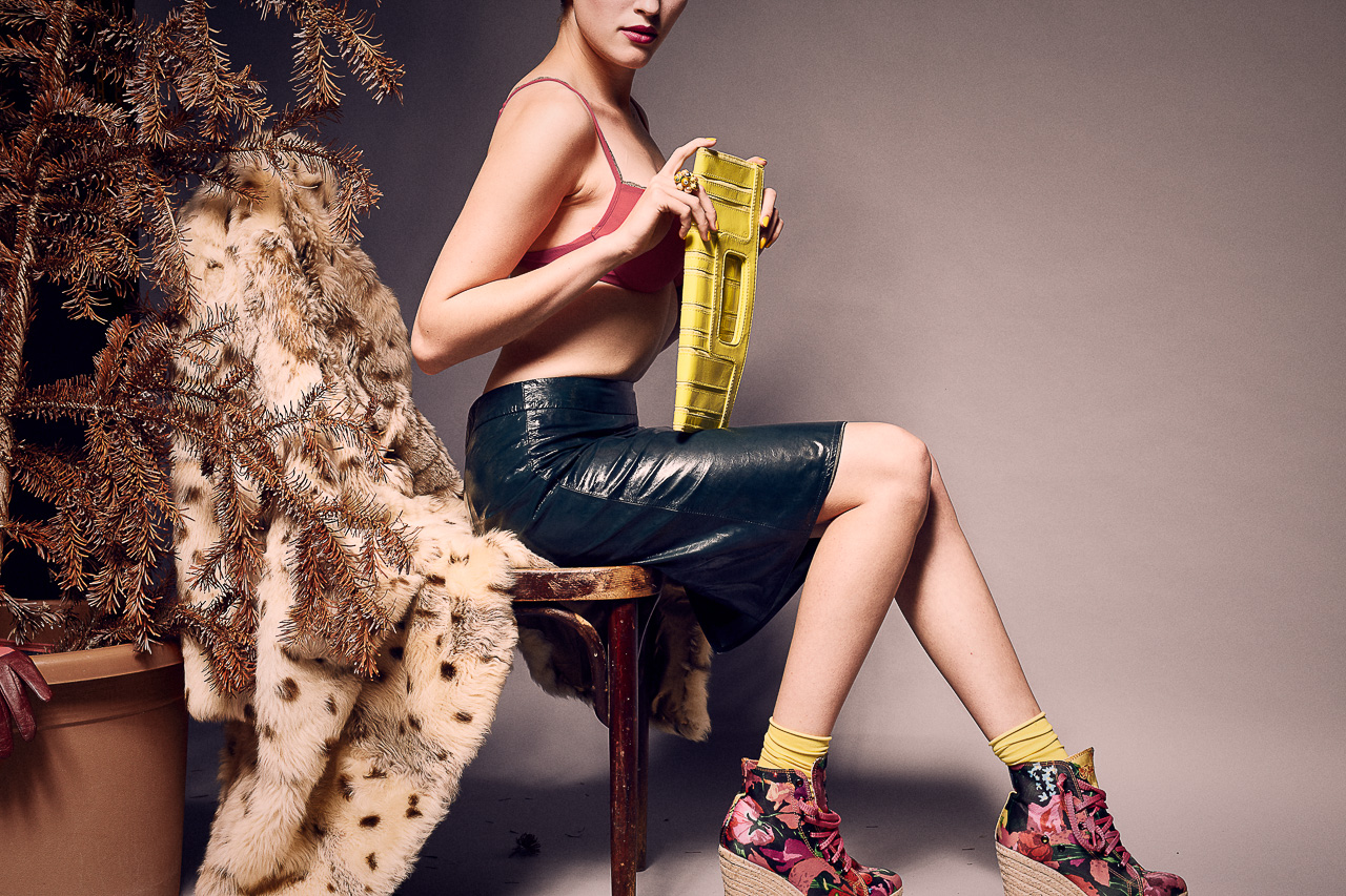 Fotostudio München Fashion Editorial Fotograf