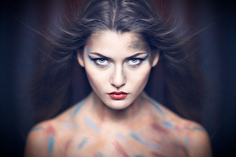 Studio Fotoshooting Portraitfotografie München