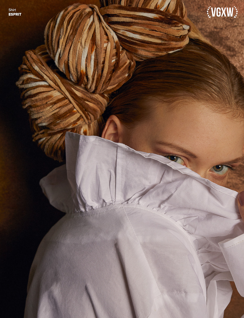 Beauty Fotoshooting München Editorial