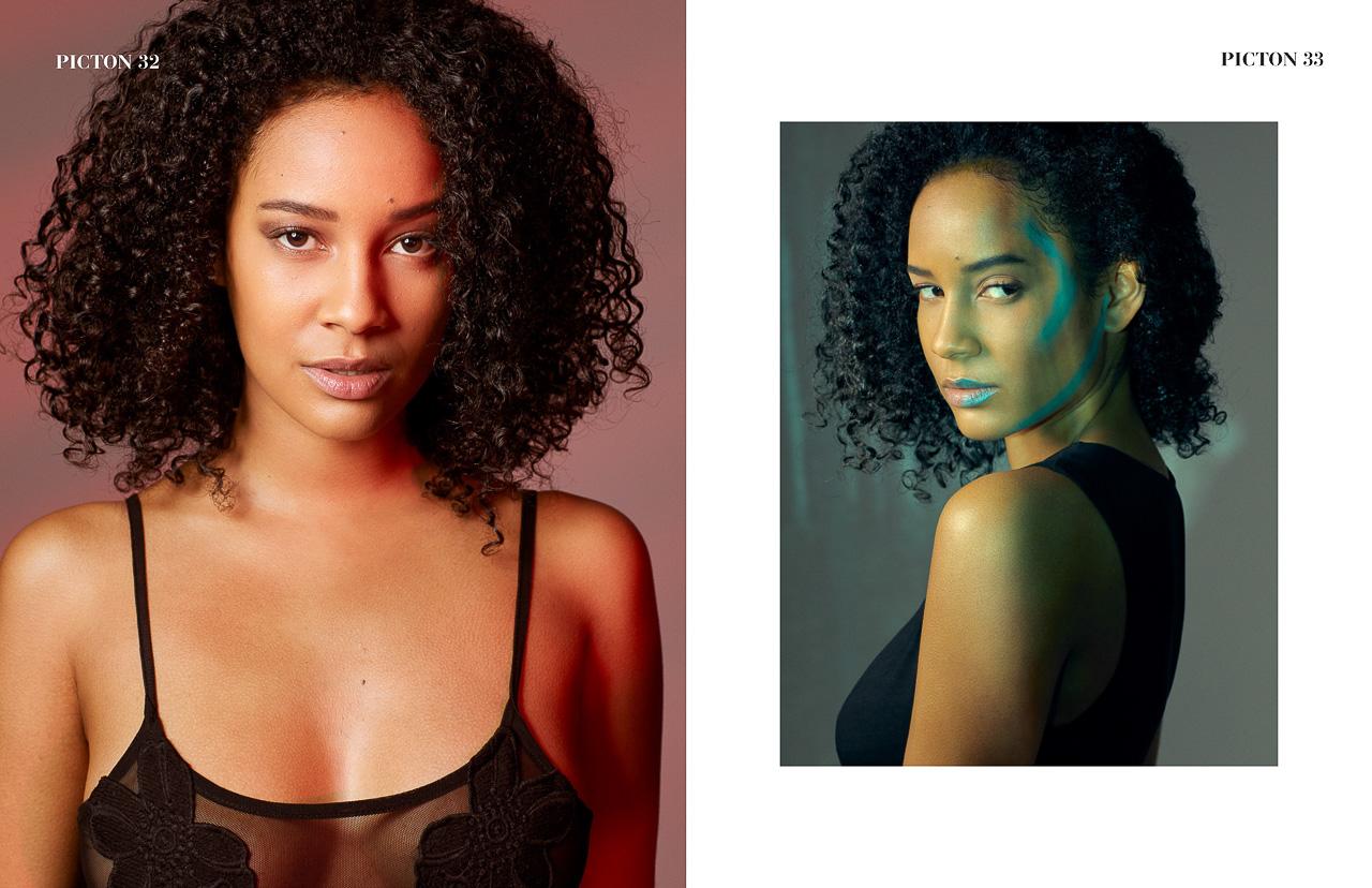 Beauty Editorial Fotograf München