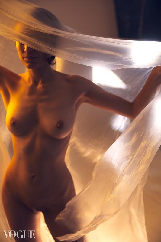 Erotik Fotoshooting München Akt