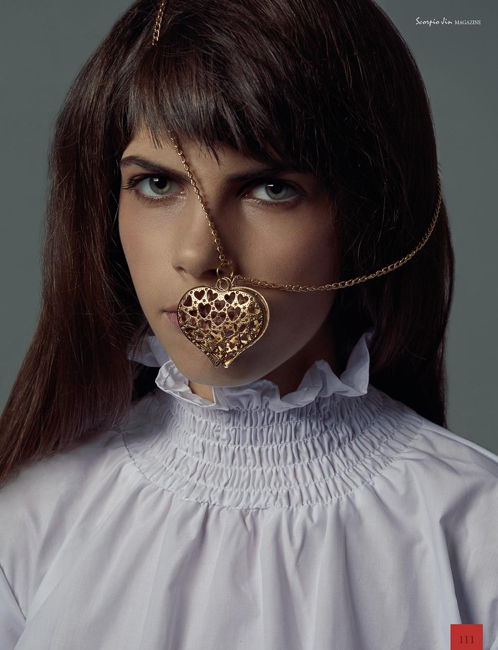 Beauty Fotoshooting München Fashion
