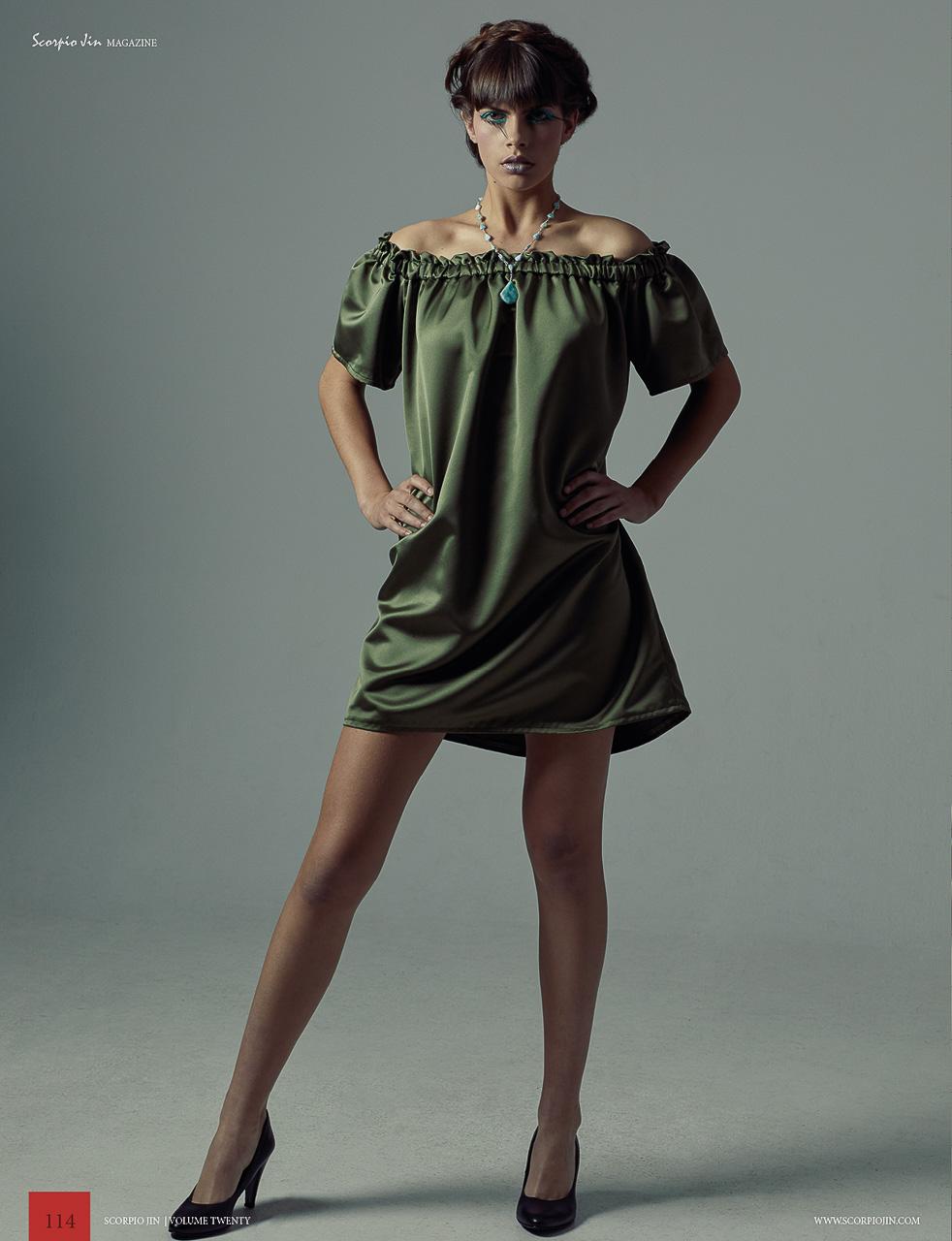 Fashion Fotograf München Mode Editorial