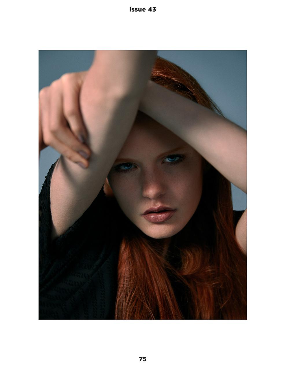 Beautyfotografie München Editorial