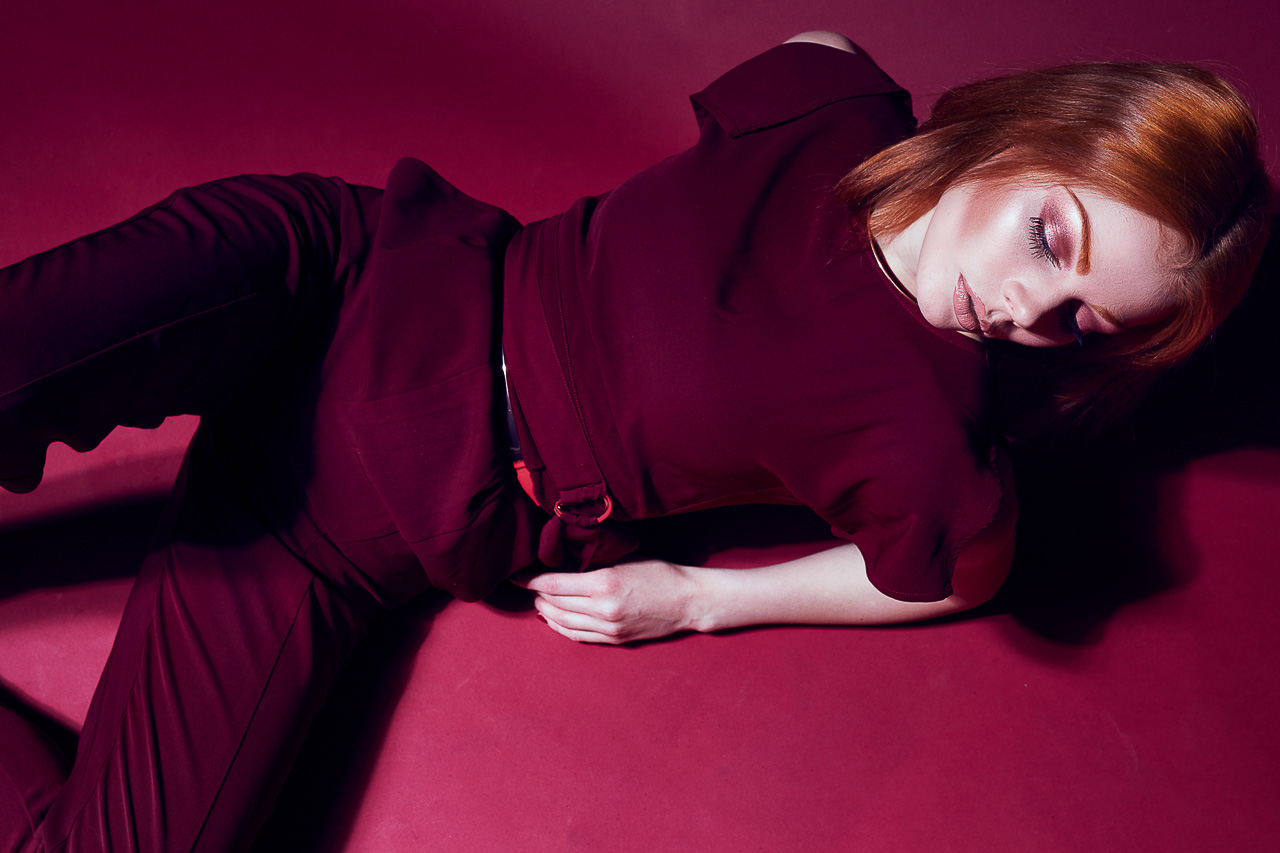 Fashion Mode Editorial Magazine Fotostudio München Fotograf